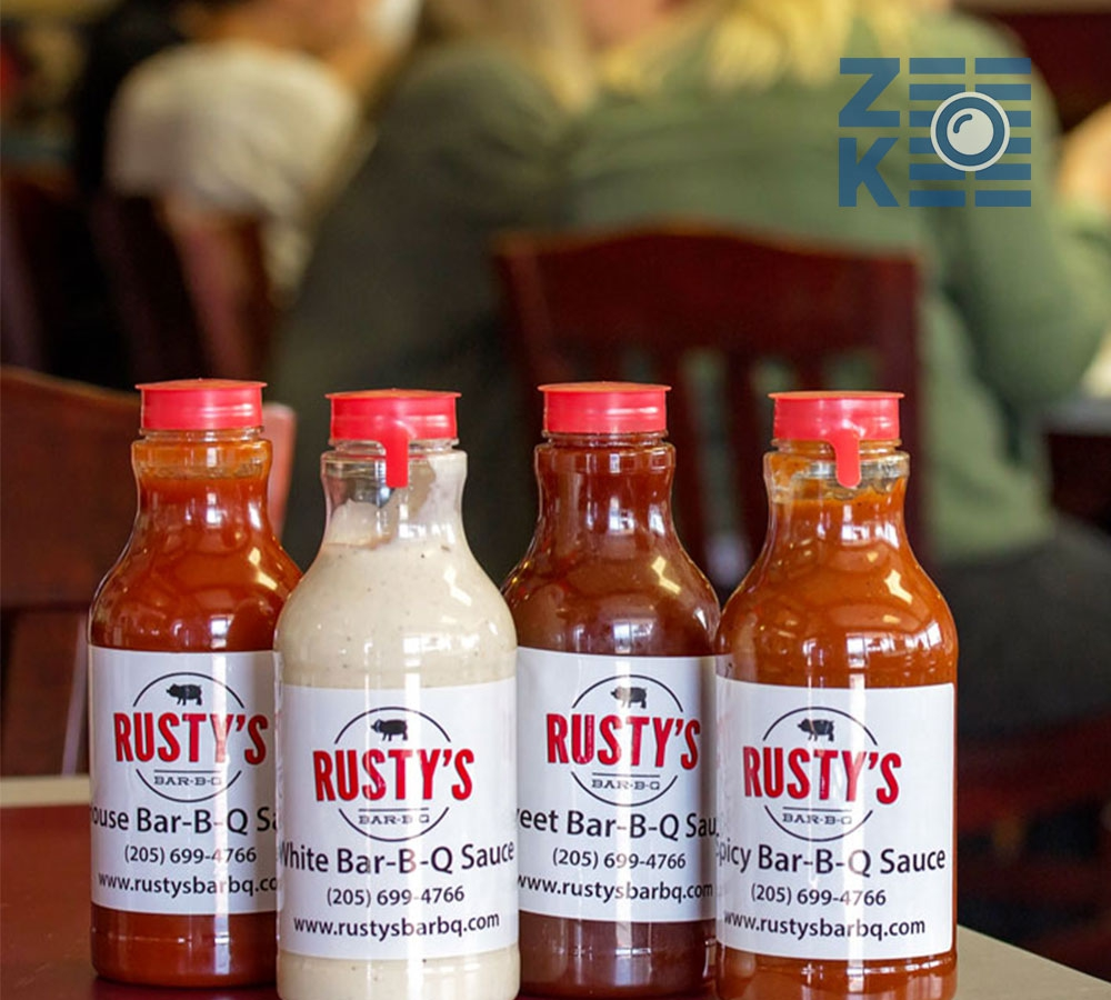 2017 Birmingham Restaurant Week Rusty's BBQ