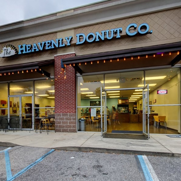 The Heavenly Donut Virtual Tour