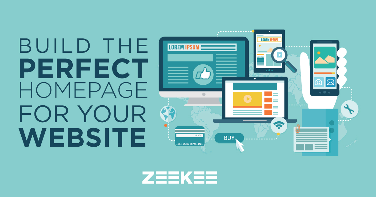 How to Build the Perfect Homepage for Your Website