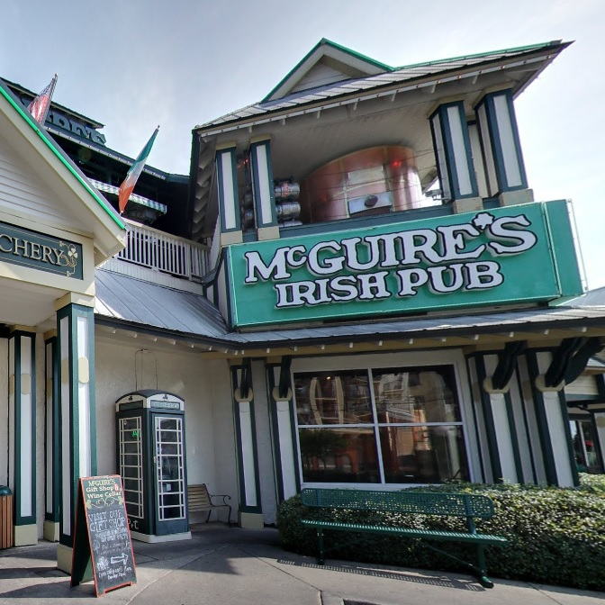McGuire's Irish Pub - Destin - Virtual Tour