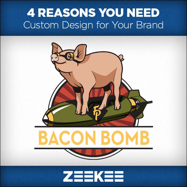 4 Reasons You Need Custom Design For Your Brand