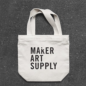 Maker Art Supply - Logo