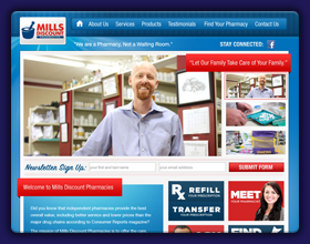 Mills Discount Pharmacy