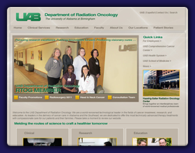 UAB Department of Radiation Oncology