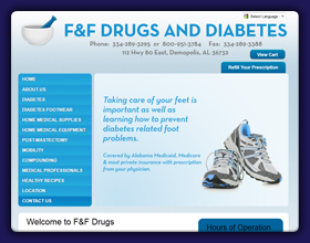 F & F Drugs & Diabetes
