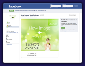 New Image Weight Loss Facebook Page