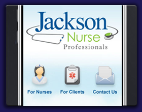 Jackson Nursing Mobile